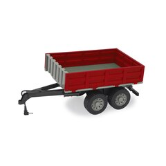 Tipper red for RC-Traktor 1:16