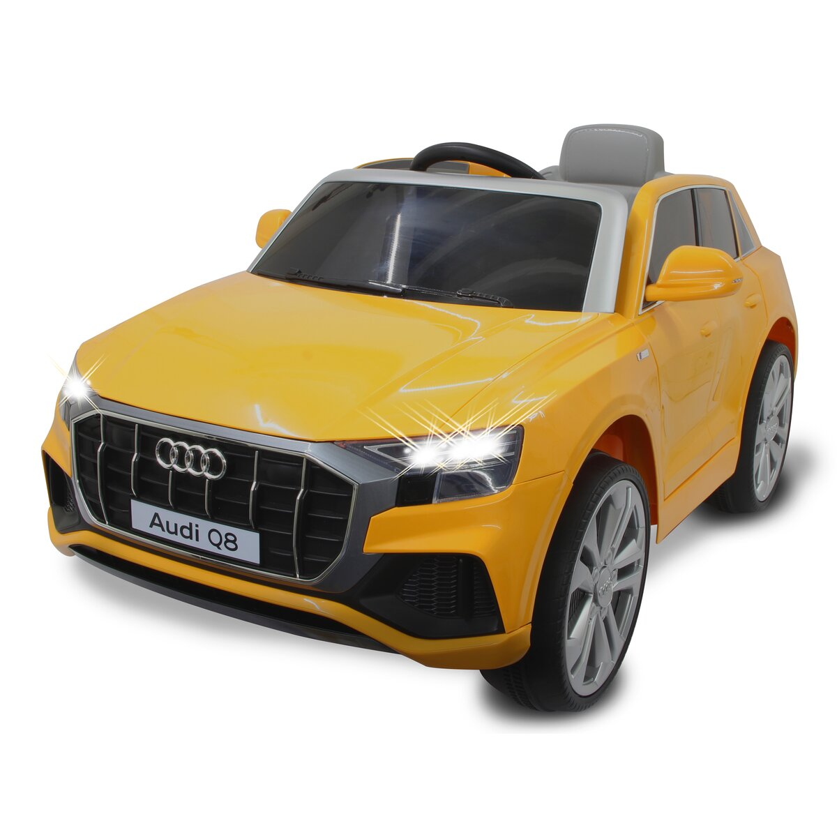 Jamara Ride-on Audi Q8 12V žluté