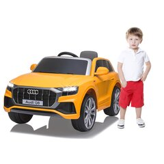 Ride-on Audi Q8 yellow 12V