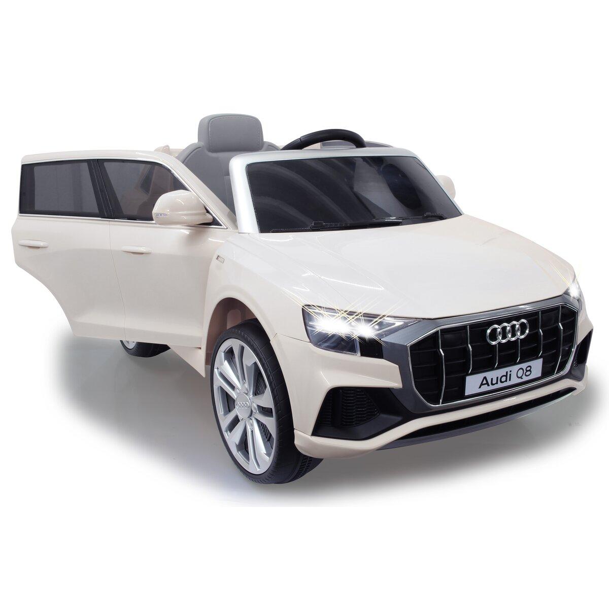 Jamara Ride-on Audi Q8 12V bílé