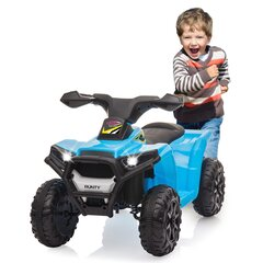 Ride-on Mini Quad Runty blau 6V