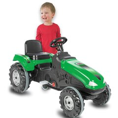 Pedal tractor Big Wheel green