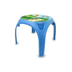 Childrens table Fun with Numbers XL blue