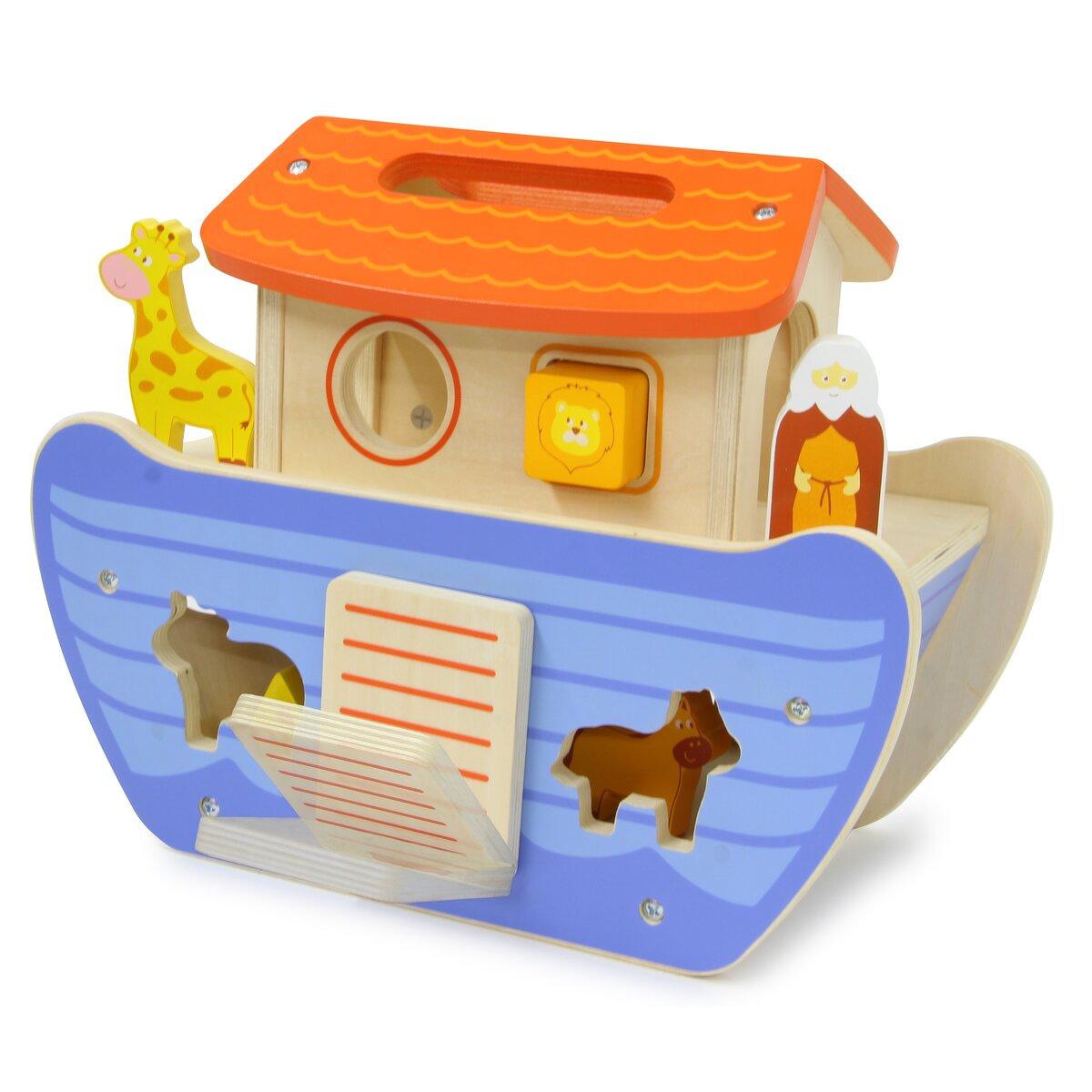 Jamara Dřevěná hračka - Kidiwood Noémova archa