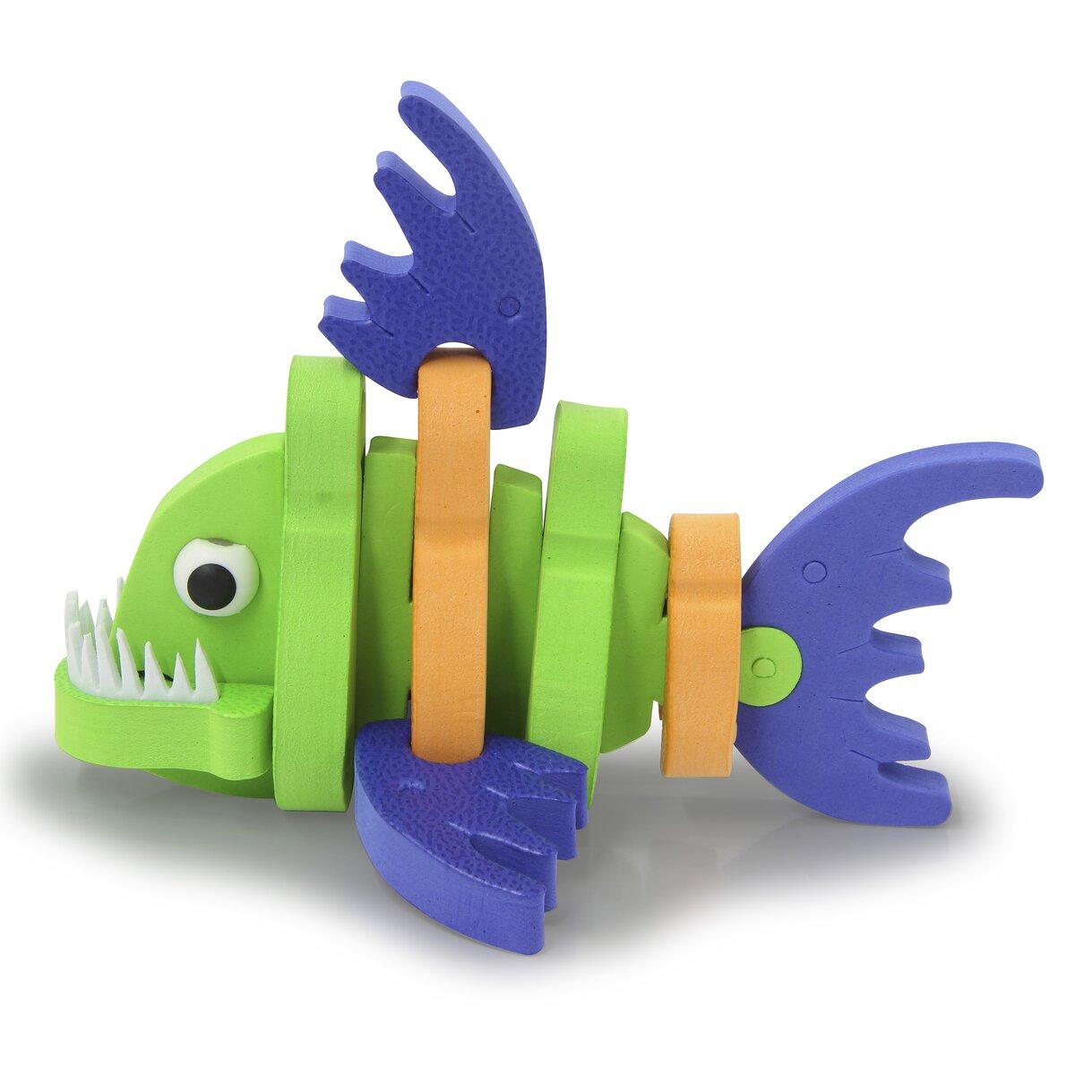 3D Soft-Steck Puzzle Sea World