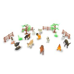 Tierspielset Farm Animals 3,5 20tlg.