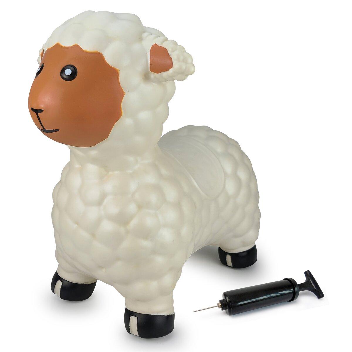 Jamara Nafukovací hopsací ovečka