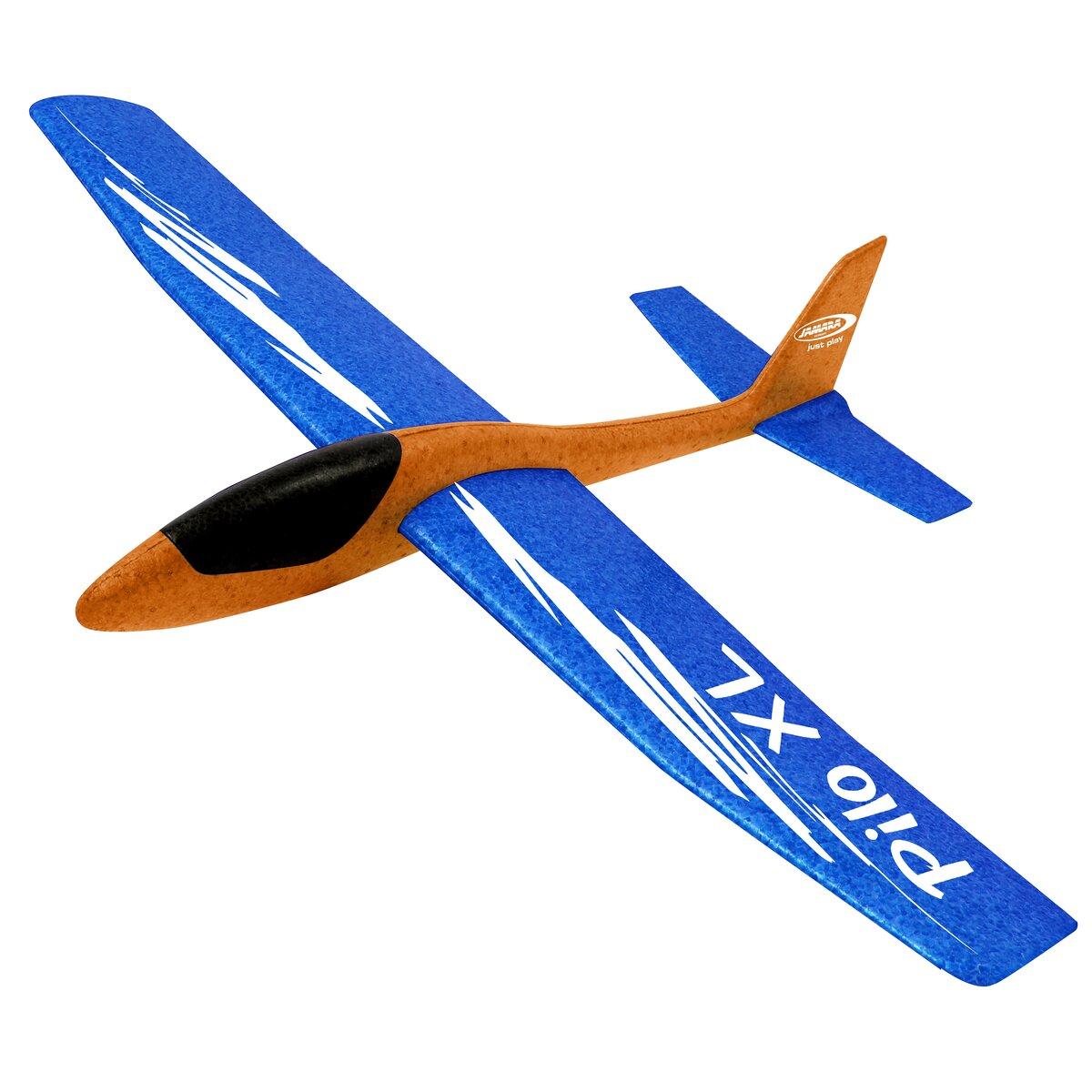 Jamara Pilo XL Foam Glider modrý