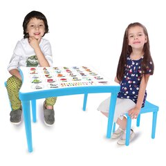 Childrens Seat group Easy Learning 3 parts blue