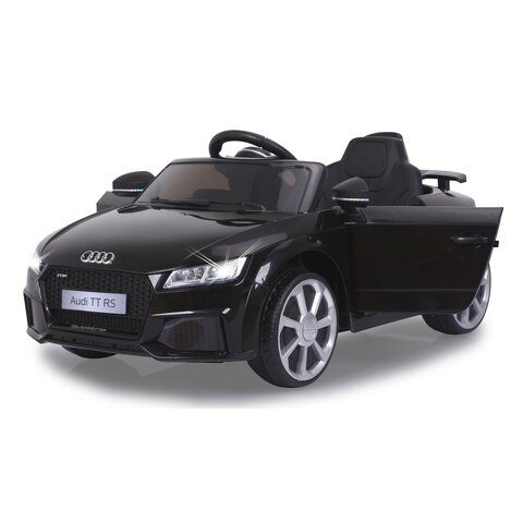 Ride-on Audi TT RS black 12V