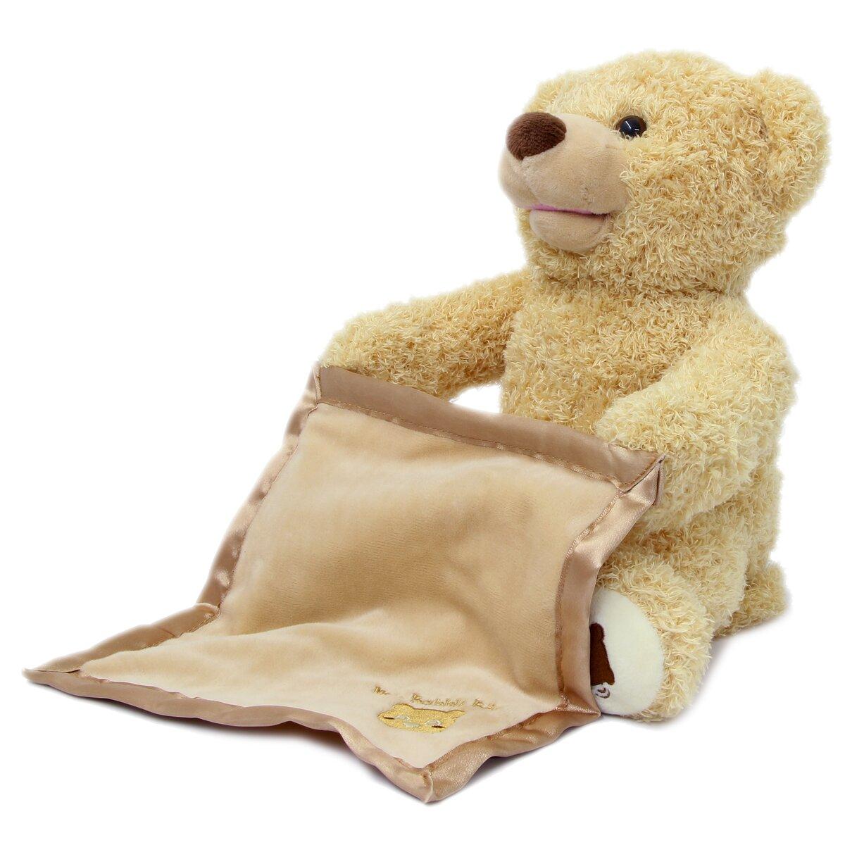 Mr. Babble Bear