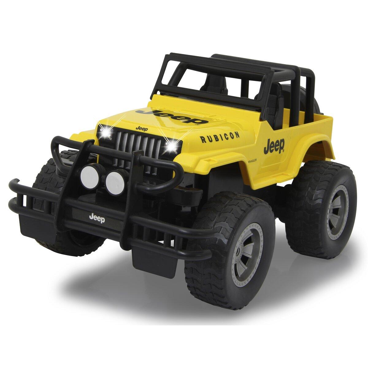 Jeep Wrangler Rubicon 1:12 2,4GHz