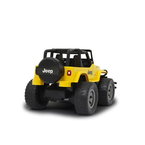 Jeep Wrangler Rubicon gelb 1:12 2,4GHz