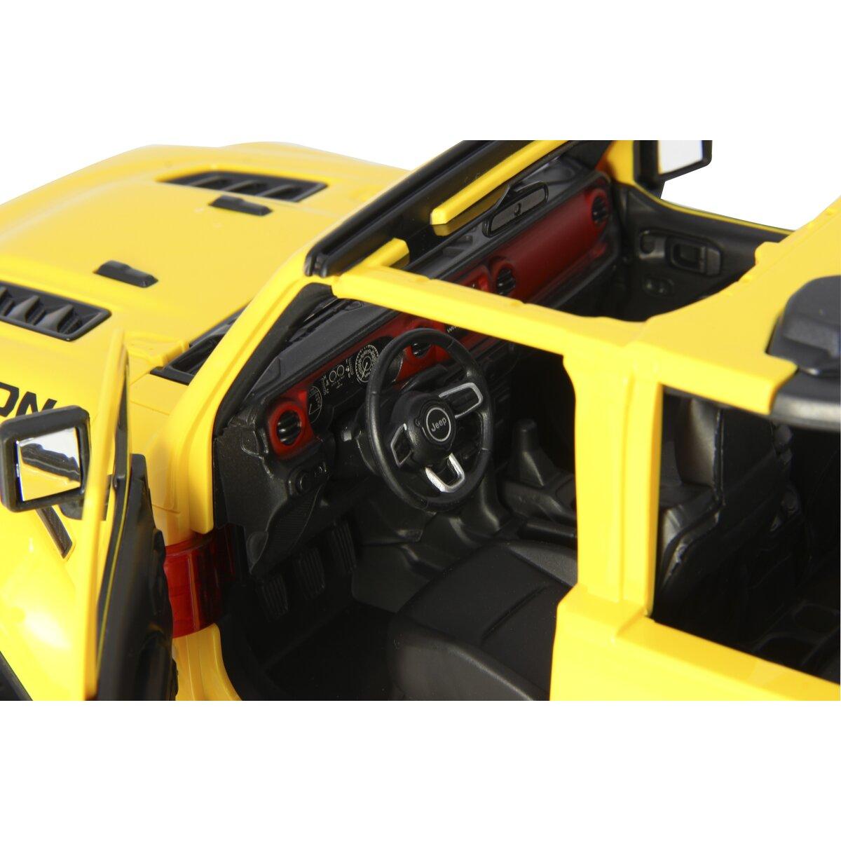 Jeep Wrangler JL 1:14 gelb 2,4GHz A