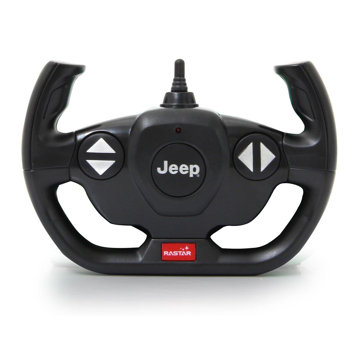 Jamara Jeep Wrangler JL 1:14 door manual červený 2,4G B