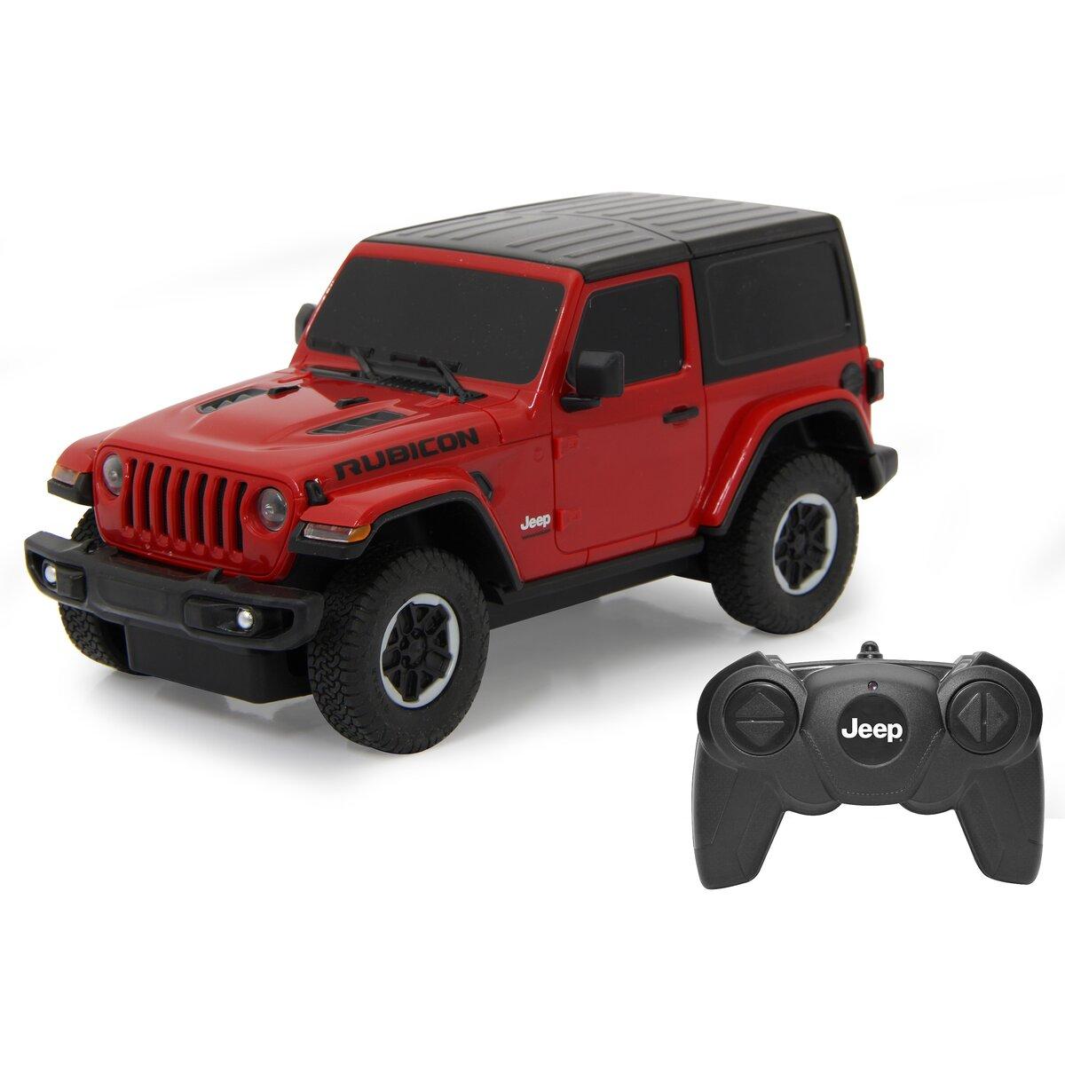 Jeep Wrangler JL 1:24 rot 40MHz