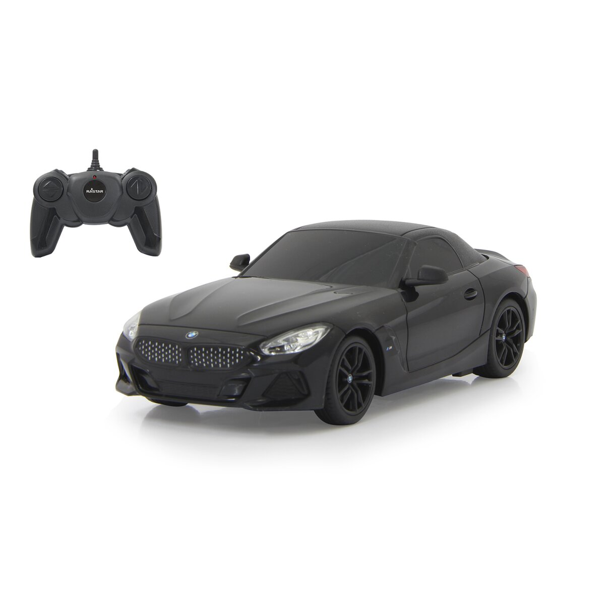 Jamara BMW Z4 Roadster 1:24 black 27MHz
