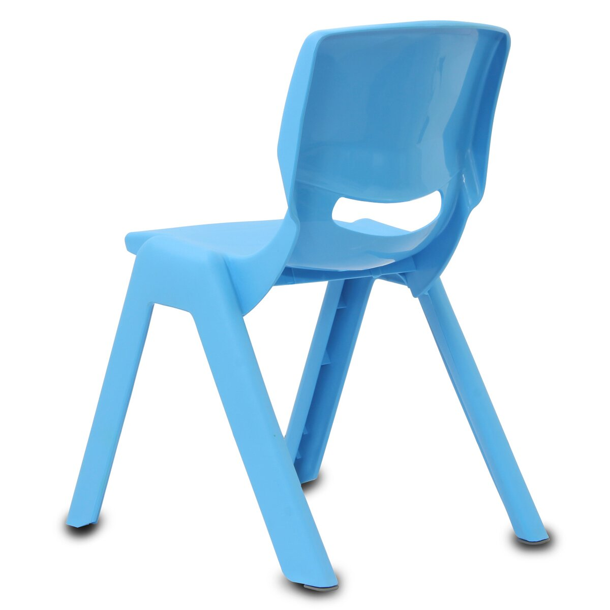 Jamara Dětská židle Smiley do 100 KG modrá