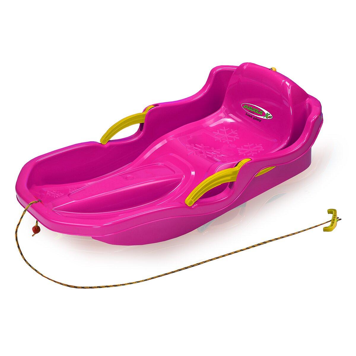 Snow Play Bob Comfort 80 cm pink mit Bremse