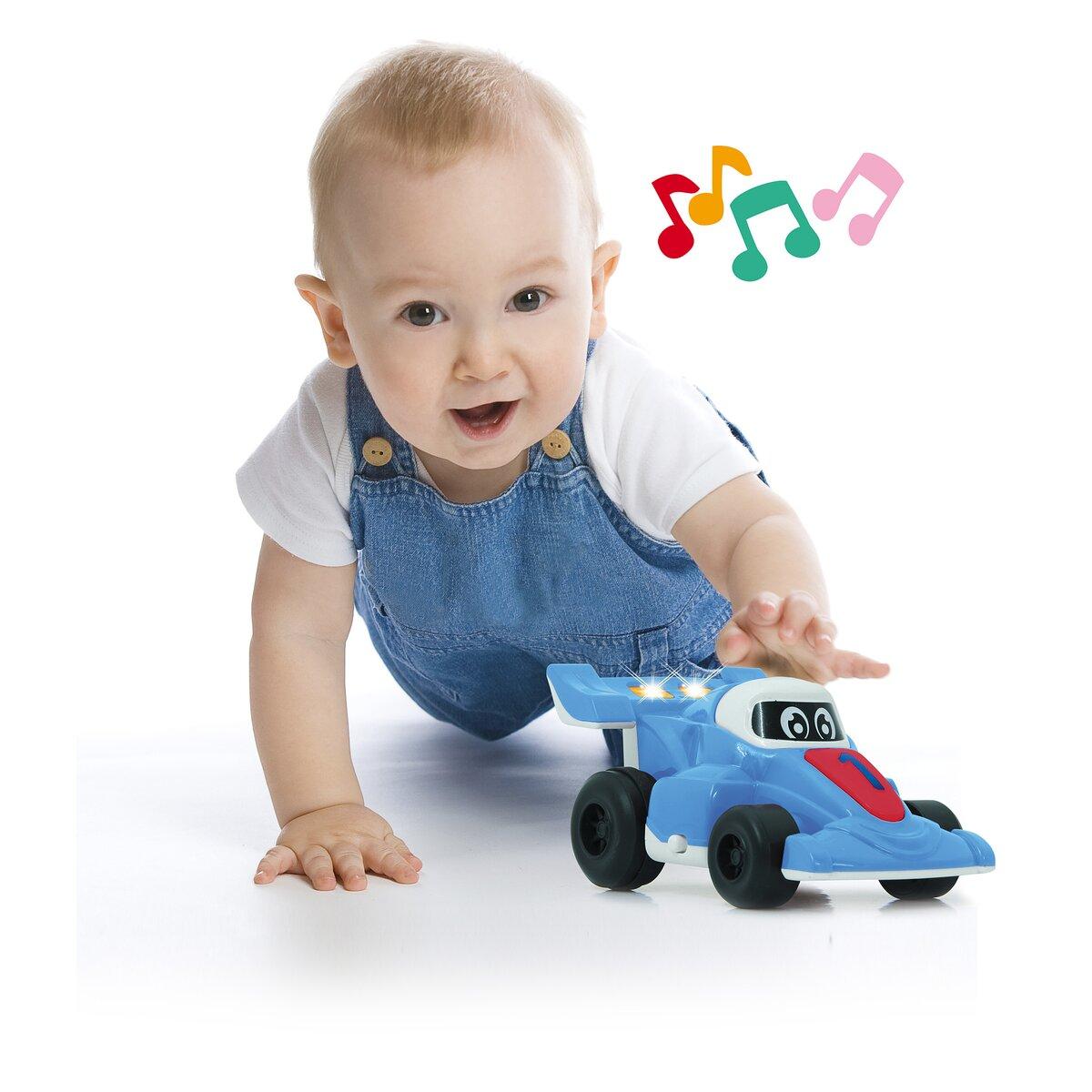 My Little Racer blau
