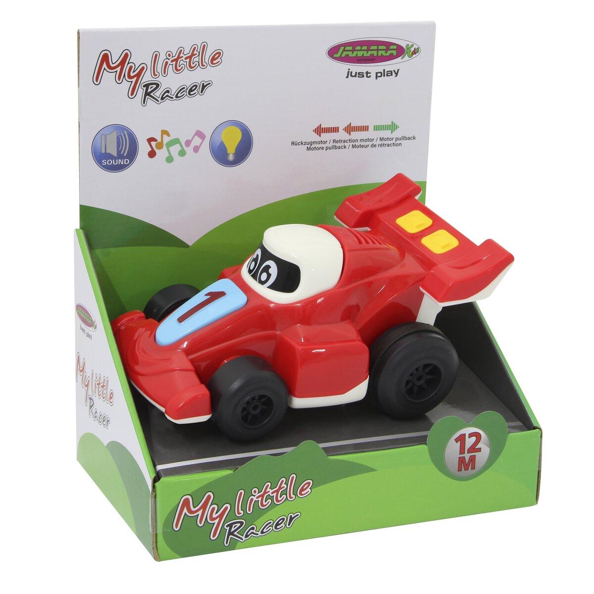 Jamara My Little Racer červený