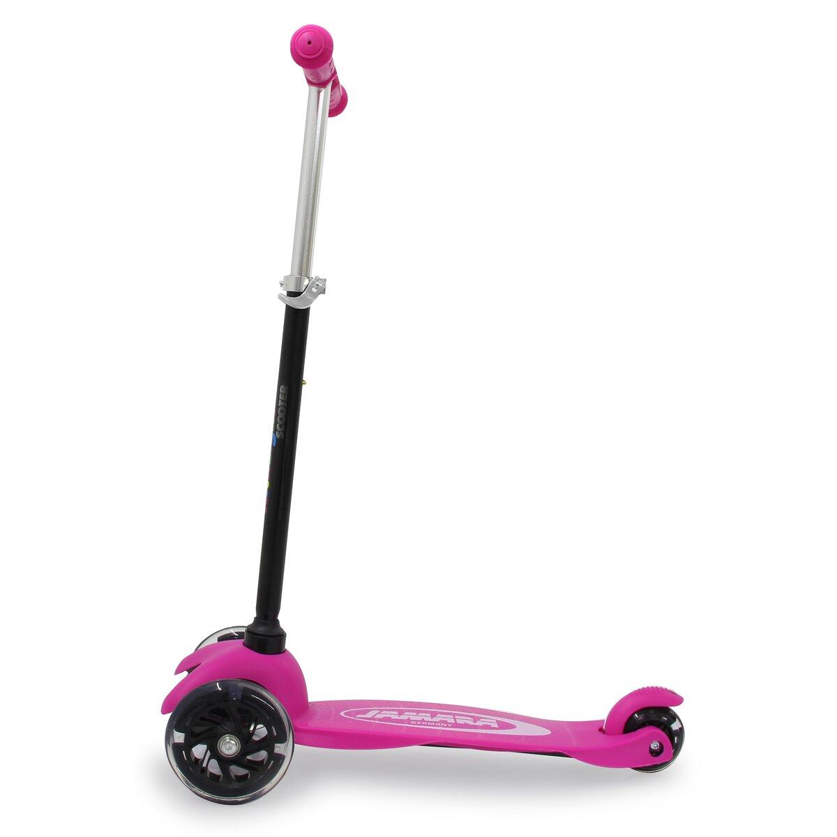 Jamara KickLight Scooter pink