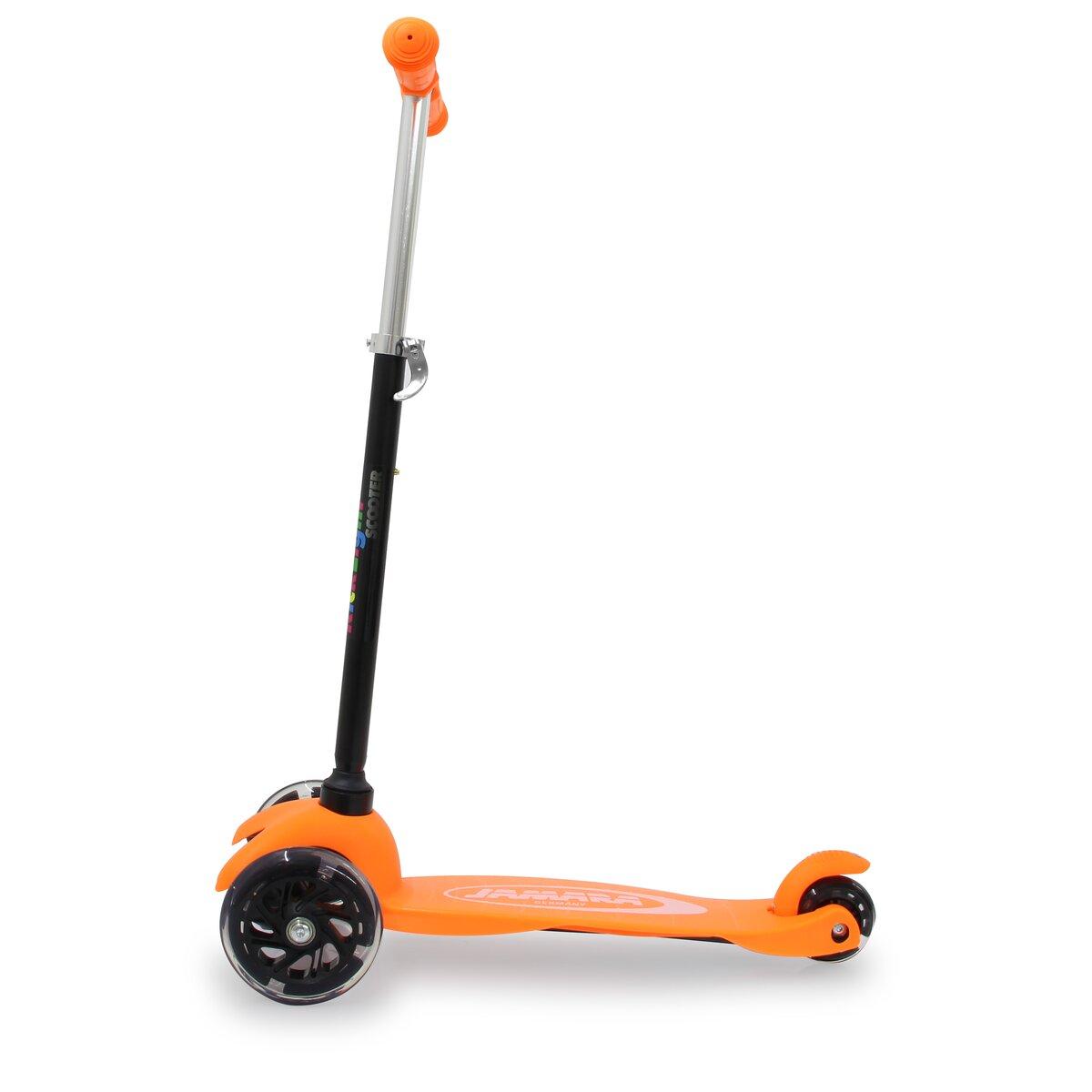 Jamara KickLight Scooter orange