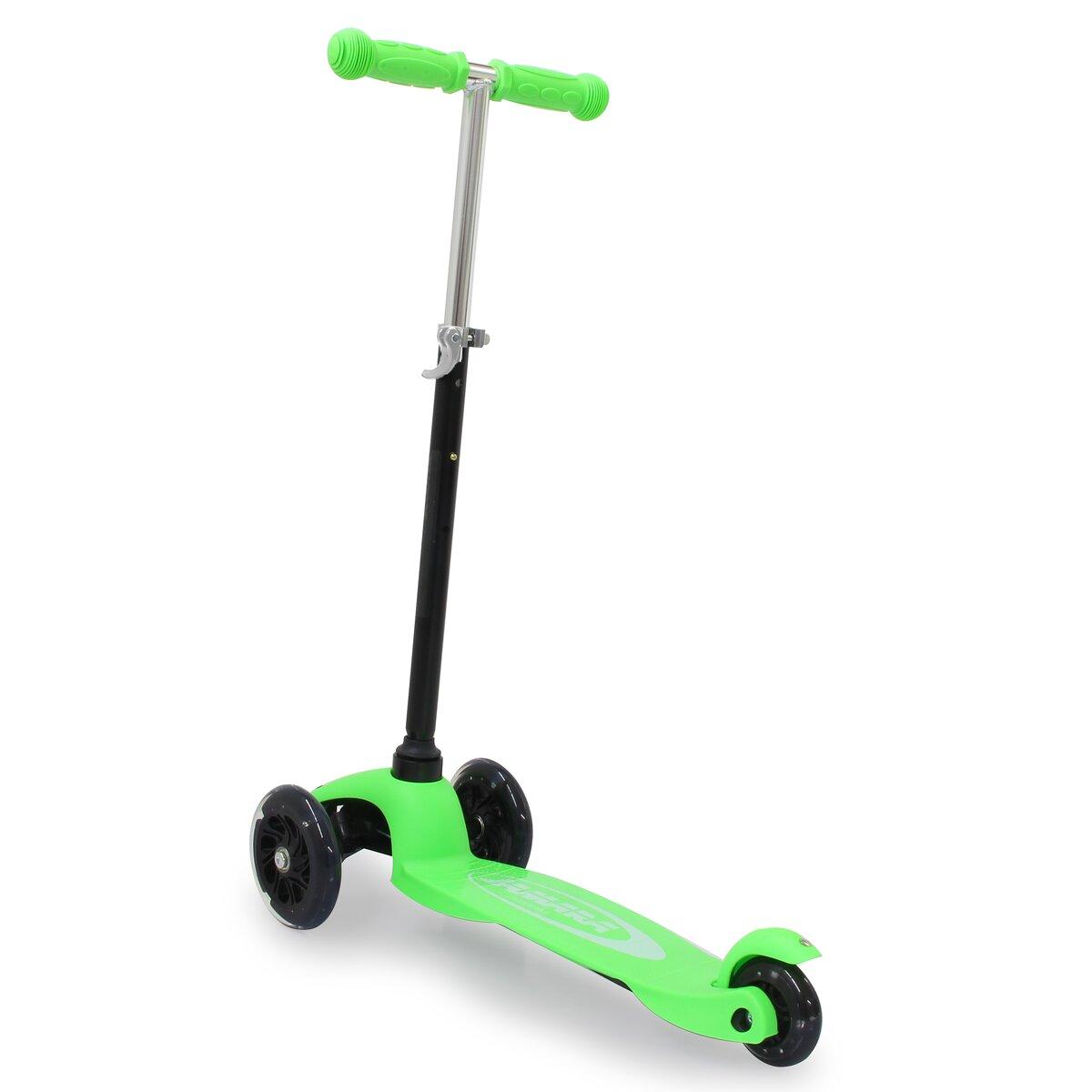 Jamara KickLight Scooter green