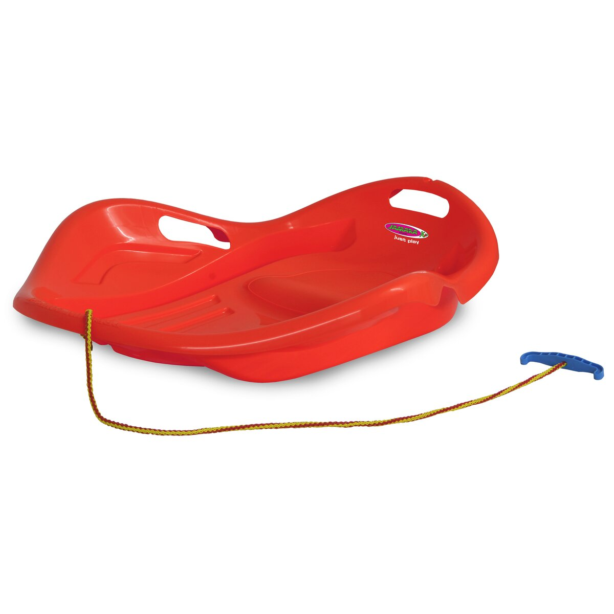 Jamara Sněžný bob, 78 cm červený