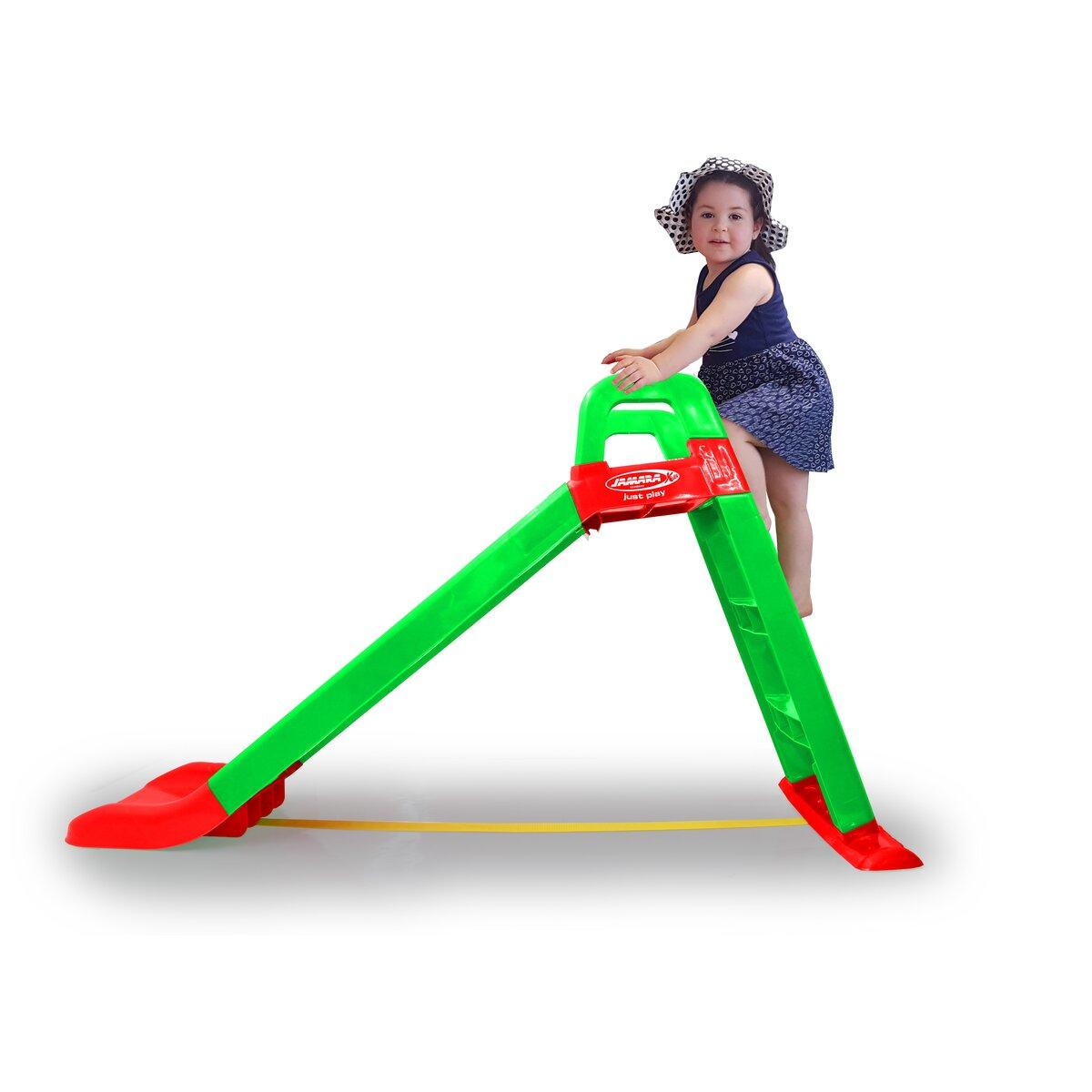 Jamara Skluzavka Funny Slide zelená