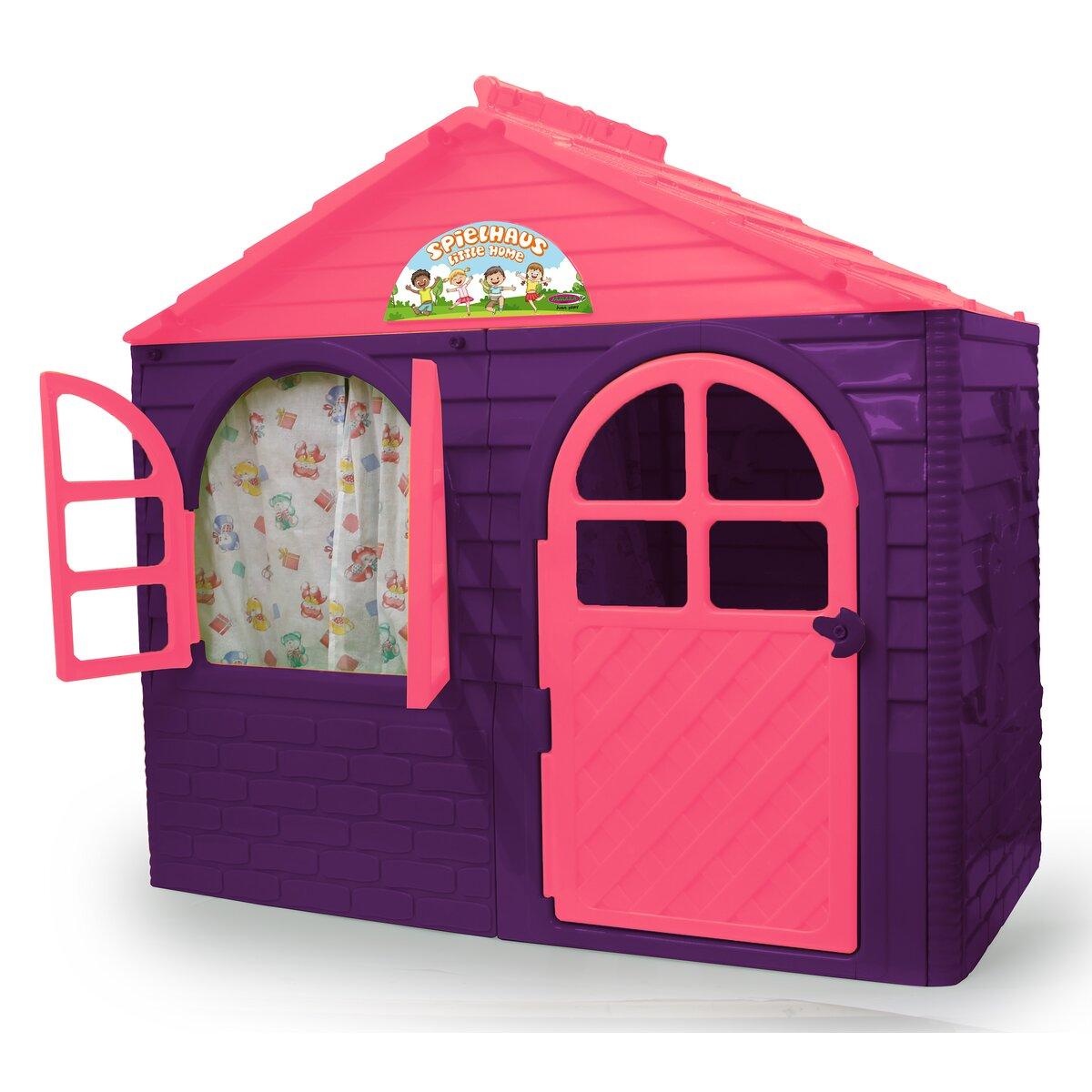 Spielhaus Little Home lila