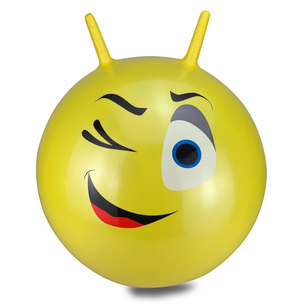 Hüpfball Eye gelb 550mm
