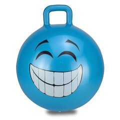 Hüpfball Smile blau 450mm