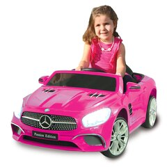 Ride-on Mercedes-Benz SL 400 pink 12V