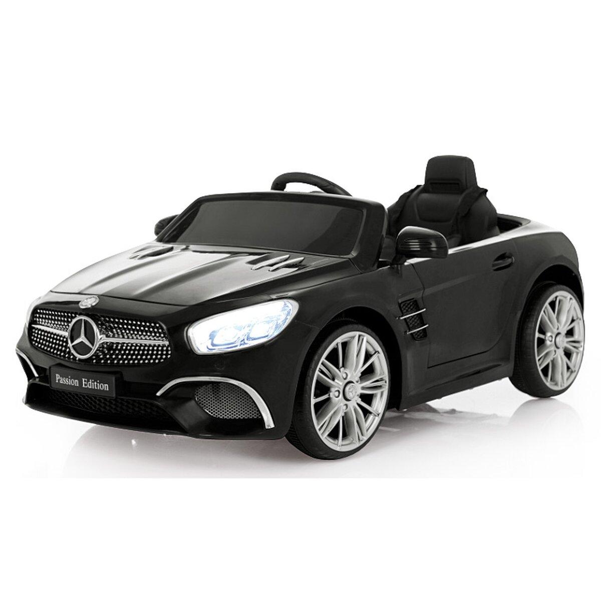 Jamara Ride-on Mercedes-Benz SL 400 černý 12V