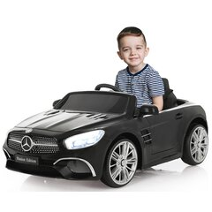 Ride-on Mercedes-Benz SL 400 schwarz 12V