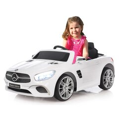 Ride-on Mercedes-Benz SL 400 white 12V