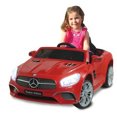 Ride-on Mercedes-Benz SL 400 red 12V