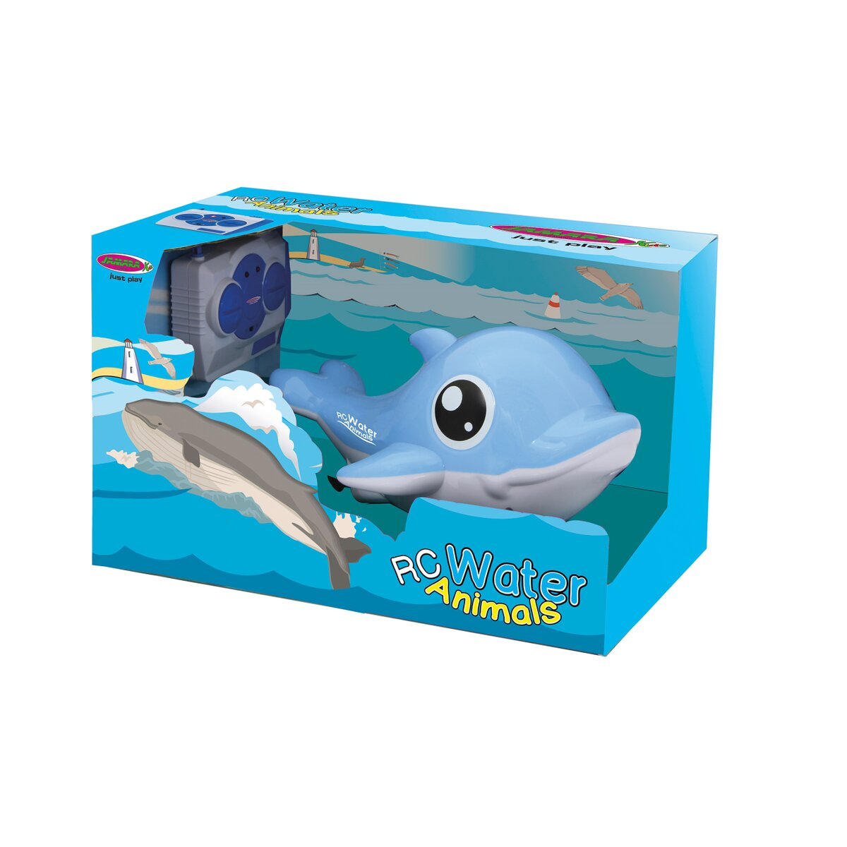 RC Water Animals Delphin 2,4GHz