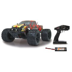 Nightstorm Monstertruck BL 4WD 1:10 Lipo 2,4GHz mit LED