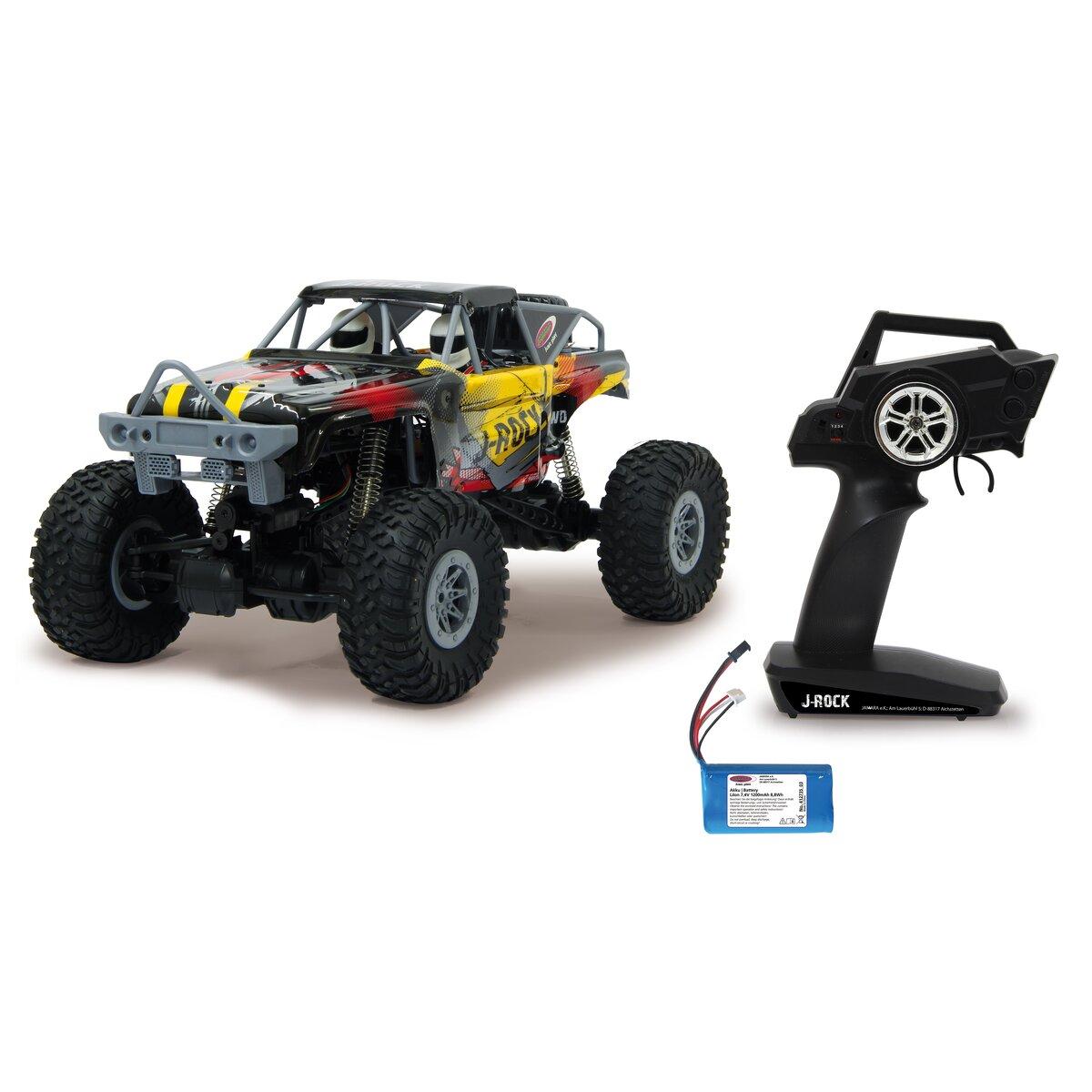 Jamara J-Rock Crawler 1:10 4WD Li-Ion 2,4G