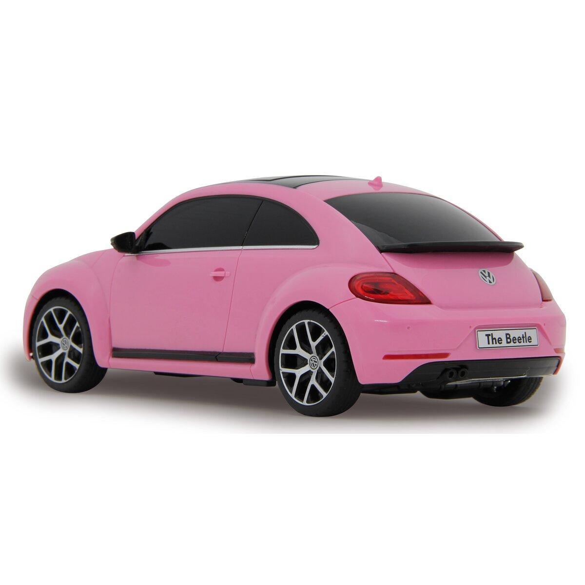 Jamara VW Beetle 1:24 růžový