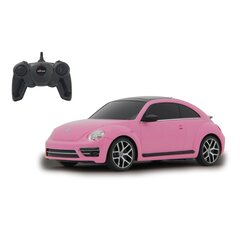 VW Beetle 1:24 pink 2,4GHz
