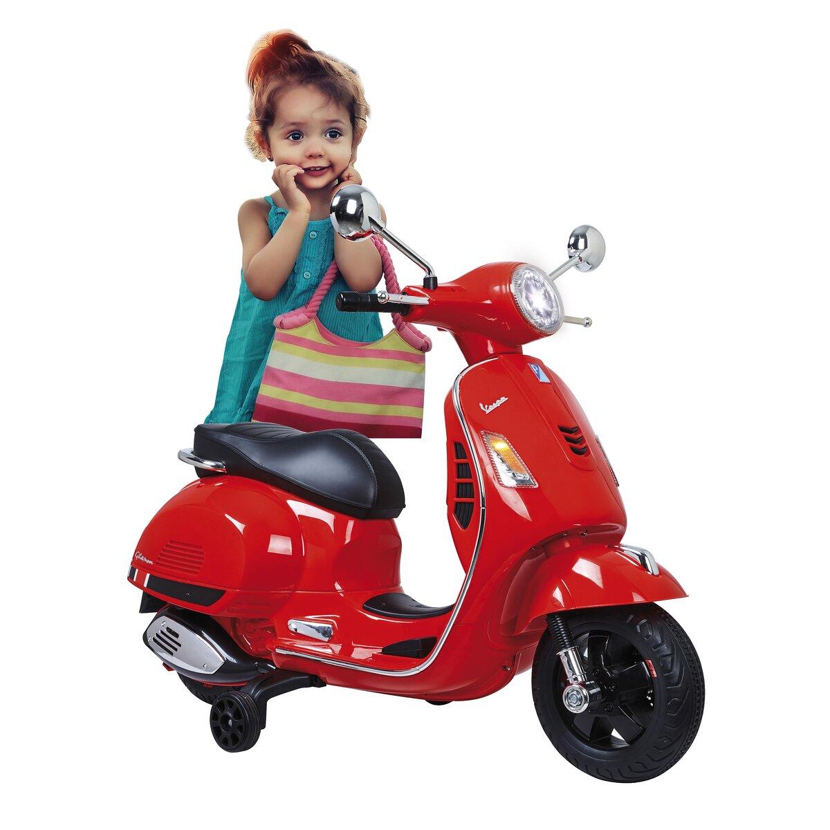 Jamara Ride-on Vespa červená 12V 500 mA