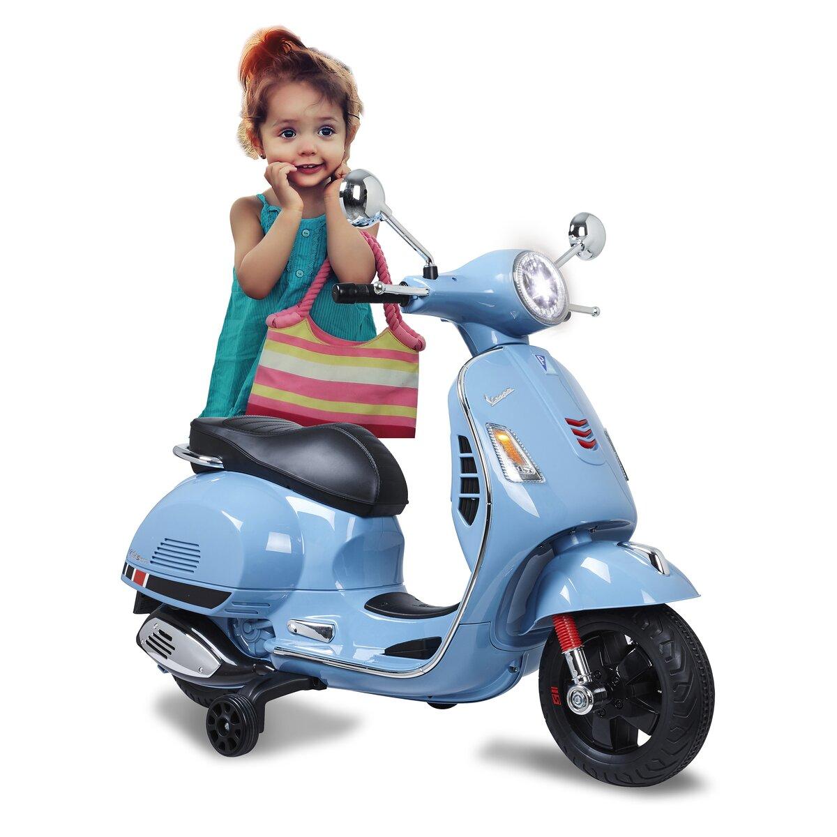 Jamara Ride-on Vespa modrá 12V 500 mA