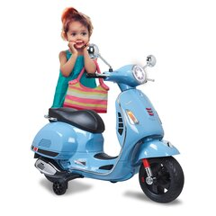 Ride-on Vespa GTS 125 blau 12V
