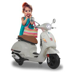 Ride-on Vespa GTS 125 weiss 12V