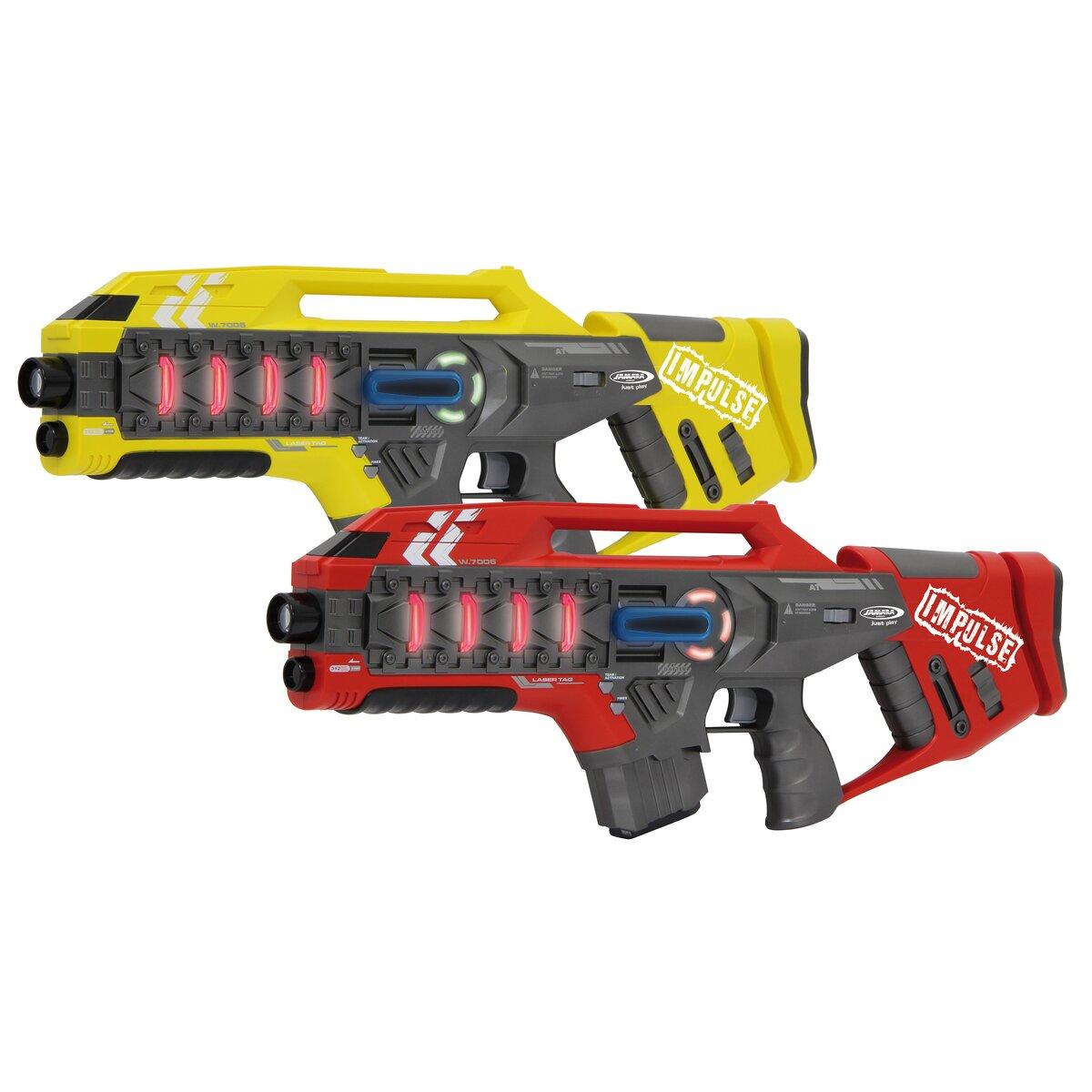 Jamara set laserových pistolí pro děti