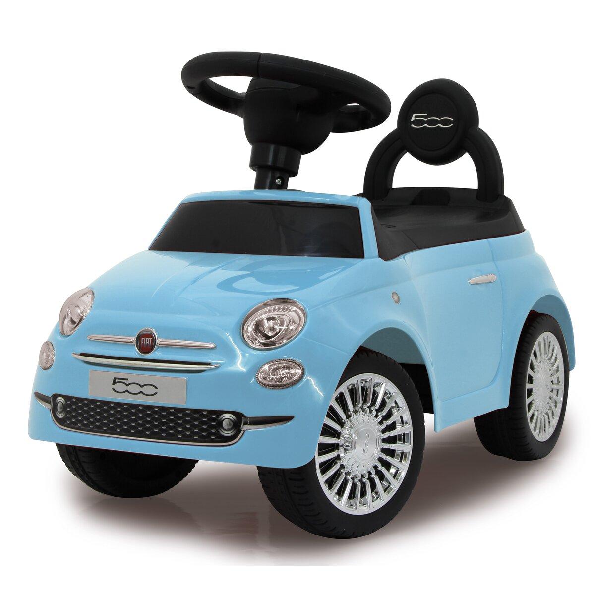 Jamara Push Car Fiat 500 modrý