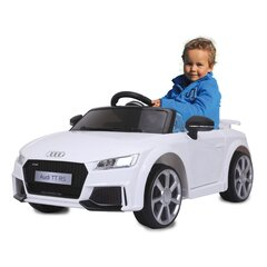 Ride-on Audi TT RS weiss 12V